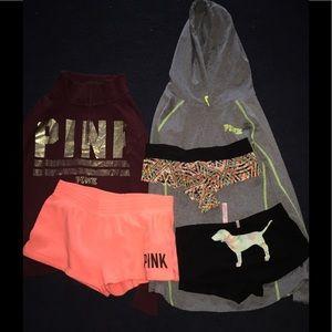 Big PINK Victoria's Secret Bundle